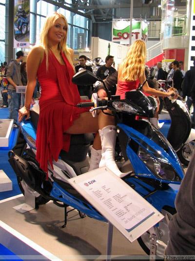 Salon de la moto de Milan - 2 - © Sergio Palumbo - 123 Savoie