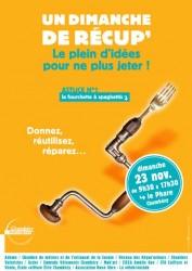 Affiche Un dimanche de recup' à Chambéry