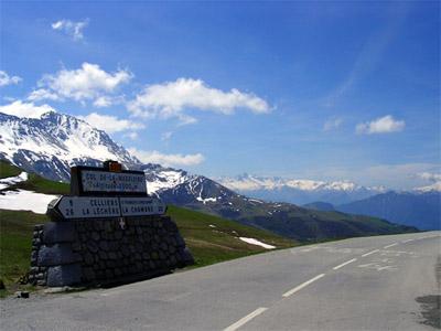 Col de la Madeleine - © OT Saint-Jean-de-Maurienne