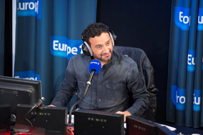 Cyril Hanouna - © Julien Lutt - Capa Pictures - Europe 1