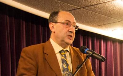 Denis Varaschin, président de l'Université Savoie Mont Blanc - © Université Savoie Mont Blanc