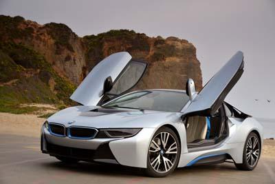 La BMW i8 - 1 - © BMW Group