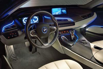 La BMW i8 - 3 - © BMW Group