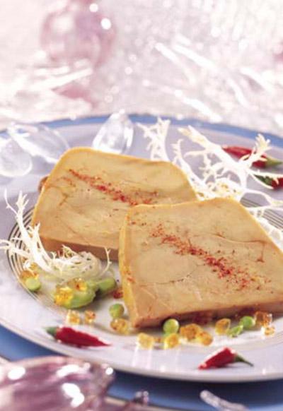 La terrine de foie gras - © Compagnon du Goût