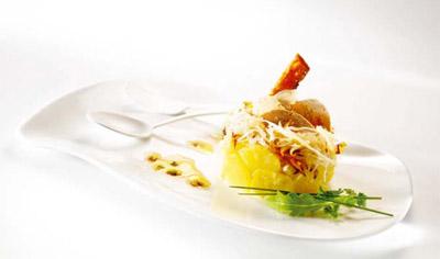 Le foie gras à l'alsacienne - © Compagnons du Goût