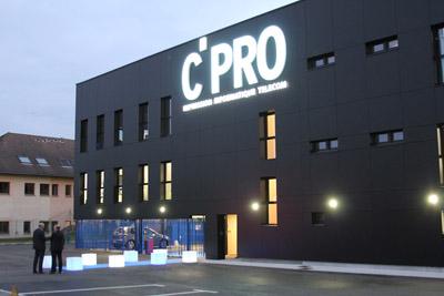 Nouveaux locaux C'Pro à Seynod