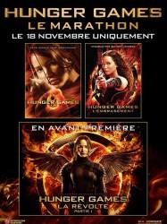 Nuit Trilogie Hunger Games