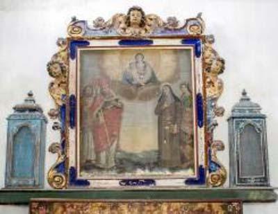 Retable de la Chapelle du Miroir