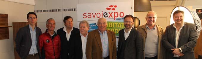 Bernard Sevez et Stéphane Fages entre autre de Jacques Berruet, Alois Chassot, Patrick Mignola… - © Sergio Palumbo - 123 Savoie