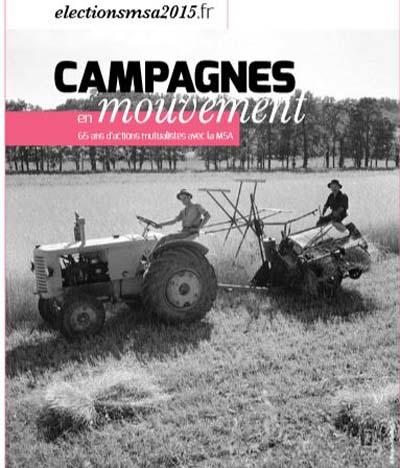 Campagnes en mouvement