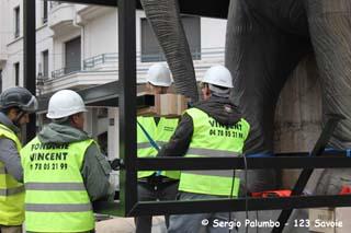Dépose des Eléphants 3 - © Sergio Palumbo - 123 Savoie