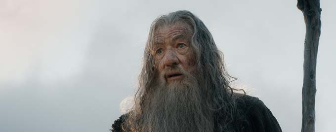 Ian McKellen - © Warner Bros. France