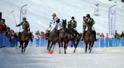 Polo Masters Couchevel - © Patrick Pachod - Tourisme Courchevel