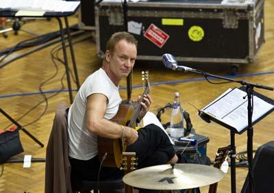 Sting - © Clive Barda
