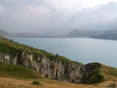 Barrage du Mont-Cenis - © 123 Savoie