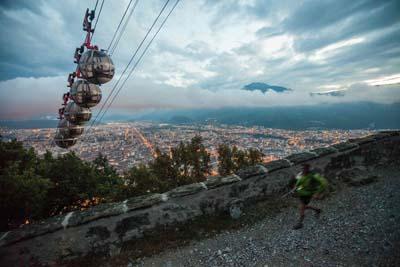 Bastille à Grenoble