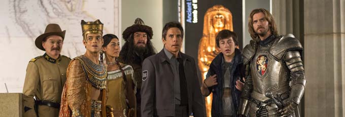 Ben Stiller, Dan Stevens, Mizuo Peck, Patrick Gallagher, Rami Malek… - © 20th Century Fox