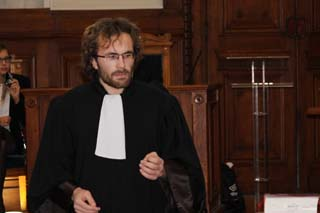 Concours de Plaidoiries Antoine Favre au Tribunal - © Sergio Palumbo - 123 Savoie