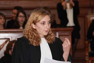 Concours de Plaidoiries Antoine Favre au Tribunal 2 - © Sergio Palumbo - 123 Savoie