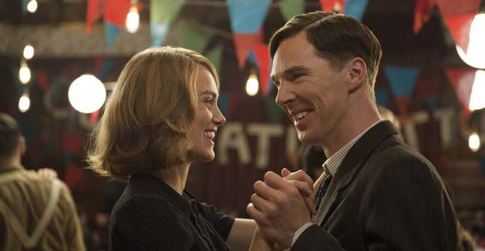 Keira Knightley et Benedict Cumberbatch - © SquareOne Entertainment