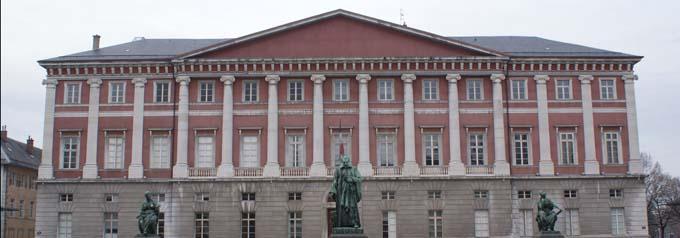 Palais de justice de Chambéry - © Sergio Palumbo - 123 Savoie
