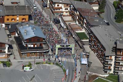 Roc des Alpes 2014 - la Clusaz - Départ - © ASO - C. Diais