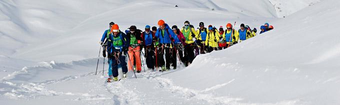 Trophée Mer Montagne 2015 - ski alpinisme - © Pascale Alemany