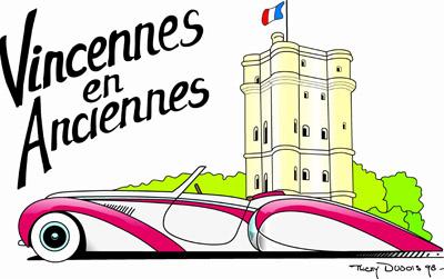 Vincennes en anciennes - Thierry Dubois
