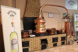 Distillerie des Alpes - Alambic - © Sergio Palumbo - 123 Savoie