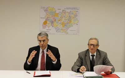 Jean-Jack Queyranne et René Souchon - © Région Auvergne