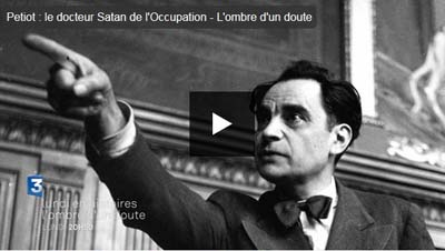 Marcel Petiot,, le docteur Satan de l'Occupation