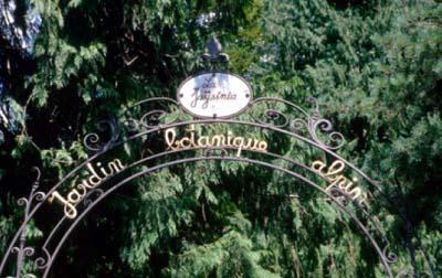 Jardin Botanique Alpin de Samoëns