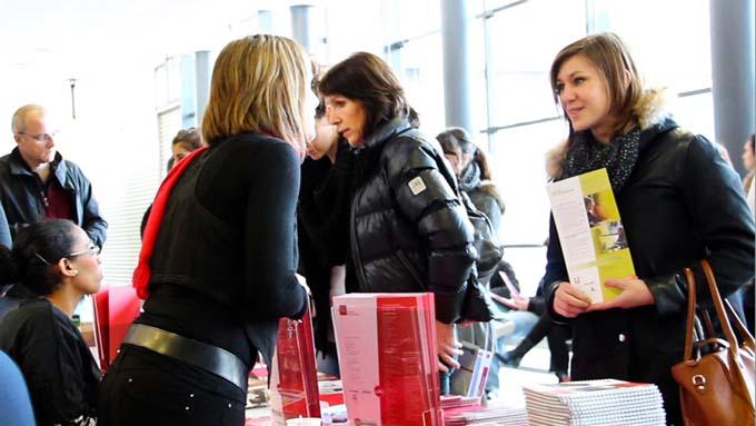 Journée Portes Ouvertes 2 - © Université Savoie Mont Blanc