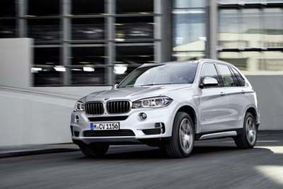 La nouvelle BMW X5 xDrive40e - 1 - © BMW 400