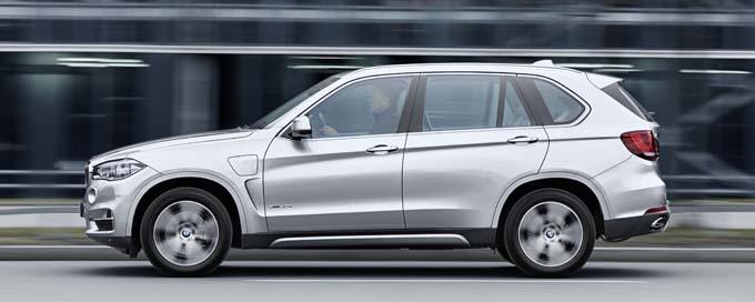 La nouvelle BMW X5 xDrive40e - © BMW 680