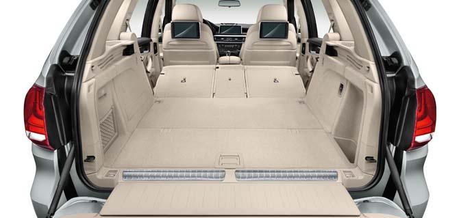 La nouvelle BMW X5 xDrive40e intérieur - © BMW