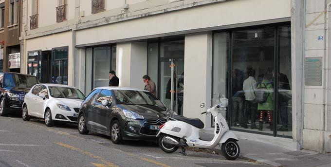 Le Mug, rue Sommeiller