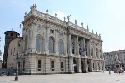 Palazzo Madama de Turin - © Sergio Palumbo - 123 Savoie - Chambéry