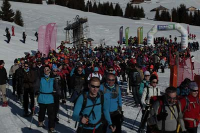 Wintertrail Oxfam