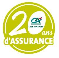 CAdS 20 ans d'assurance