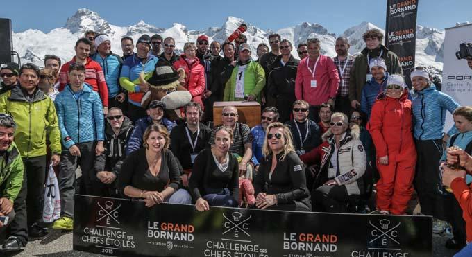 Challenge Chefs - Le Grand-Bornand