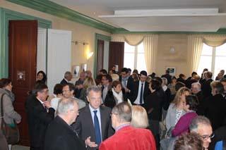 Conseil départemental 02 avril 2015 - © Sergio Palumbo - 123 Savoie - Chambéry