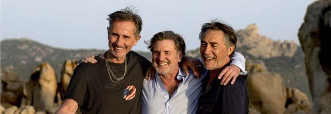 Thierry Lhermitte, Richard Berry et Daniel Auteuil - © C. Nieszawer