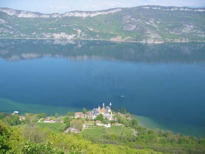 Abbaye d'Hautecombe - © 123 Savoie