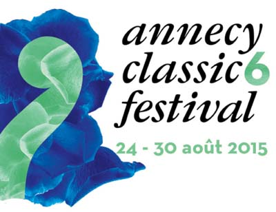 Affiche Annecy Classic Festival 2015