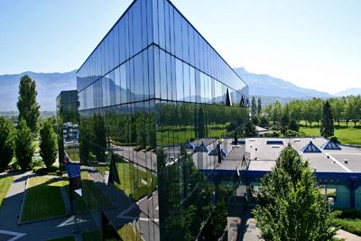 Bâtiment de l'Horloge - CRITT de Savoie