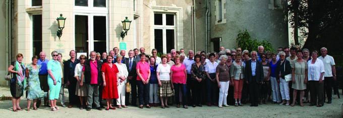 Participants à la dictée 2015 - © Générations Mouvement