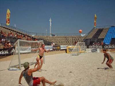 Sandball - Sandball