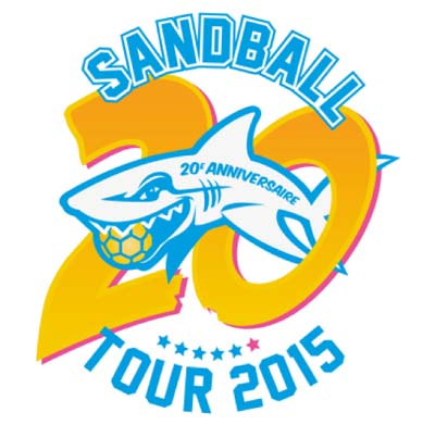 Illustrasport, agence officielle du Sandball Tour