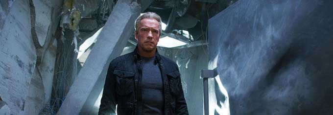 Arnold Schwarzenegger - © Paramount Pictures